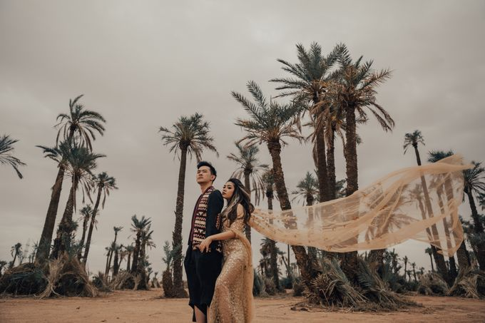 PRE - WEDDING DERIAN & GRACE BY RIO YAPARI by All Seasons Photo - 026
