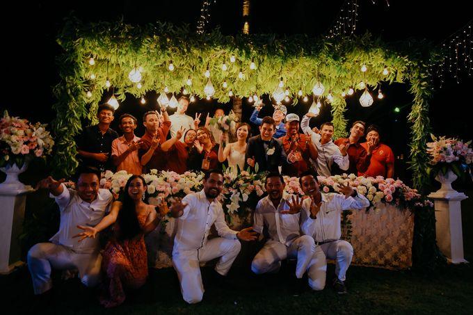 Wedding Hosana & Vina by Ananda Yoga Organizer - 049