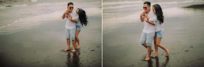 PRE - WEDDING DANIEL & KARINA BY HENOKH WIRANEGARA by All Seasons Photo - 038