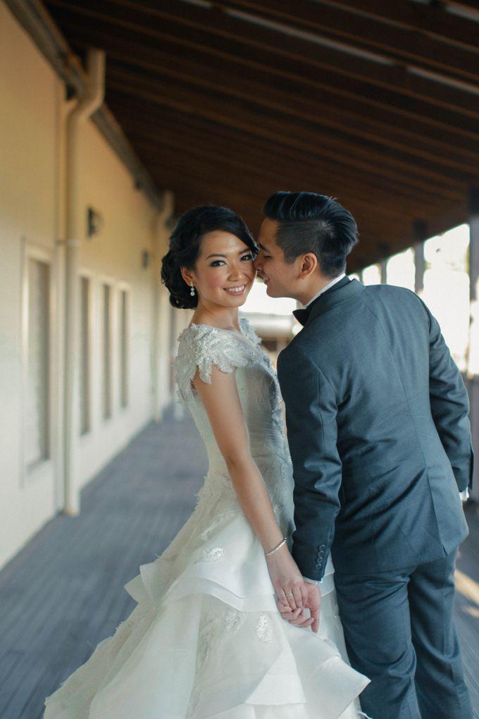 Ivan & Laviana Perth Wedding by Ian Vins - 034