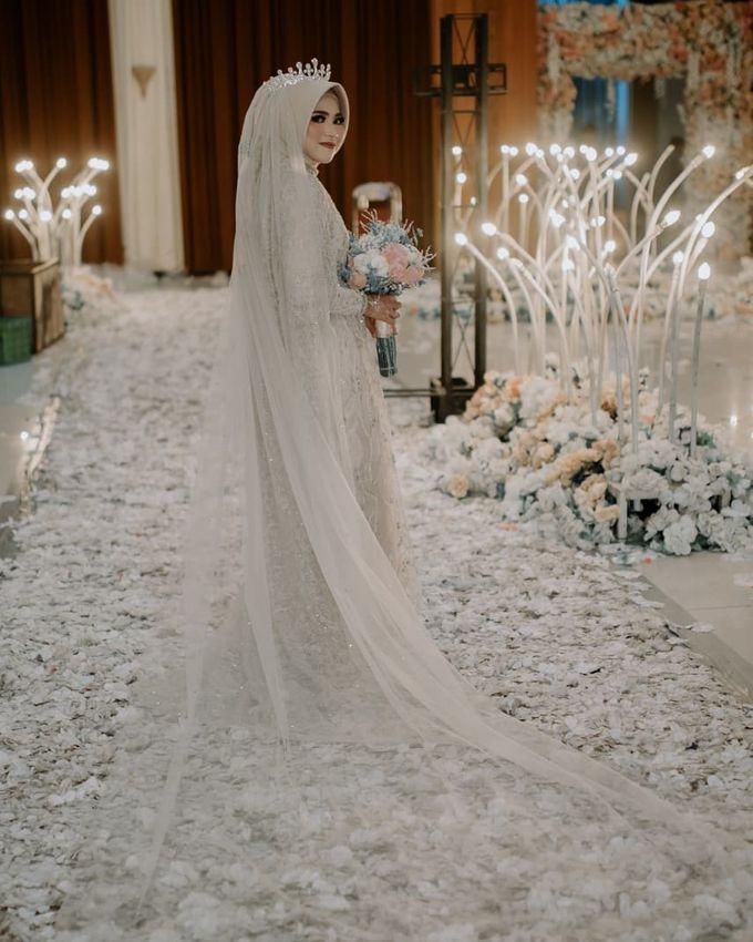 The Wedding of Vina Haqqi by Eden Design - 004