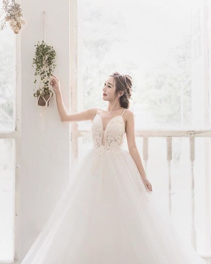 LoveAtFirstSight Collection by Blush House Bridal - 001