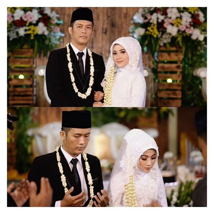Muslimah Bride by R & E Bridal - 002