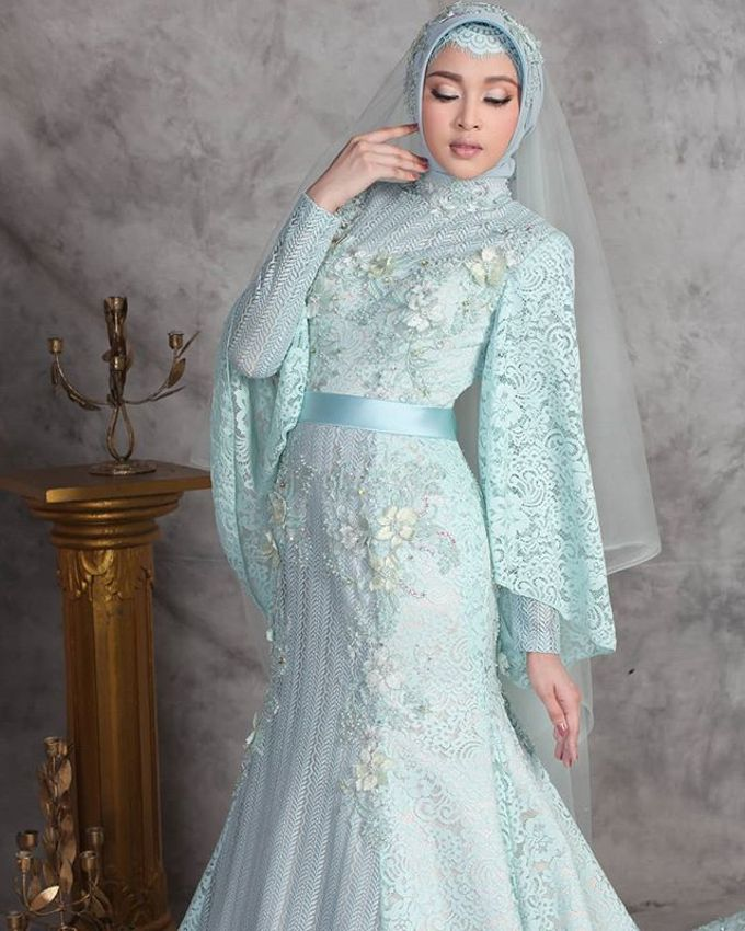 Gester Muslim Bridal by Gester Bridal & Salon Smart Hair - 040