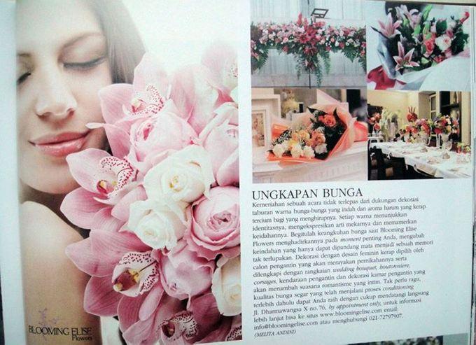 MEDIA by Blooming Elise Flowers - 004
