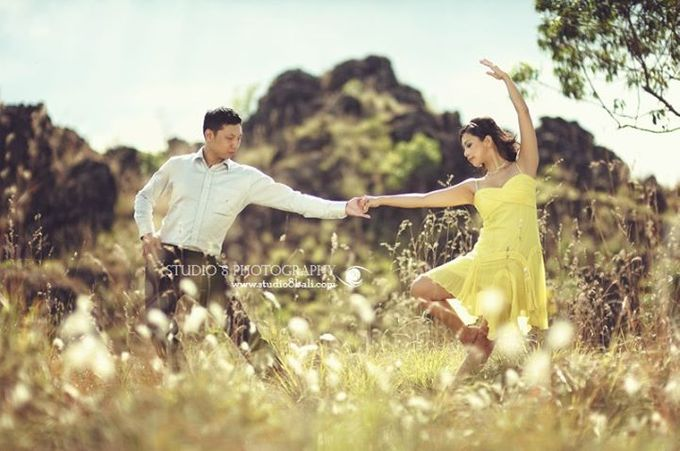Prewedding - Evan & Shirley by Studio 8 Bali Photography - 018