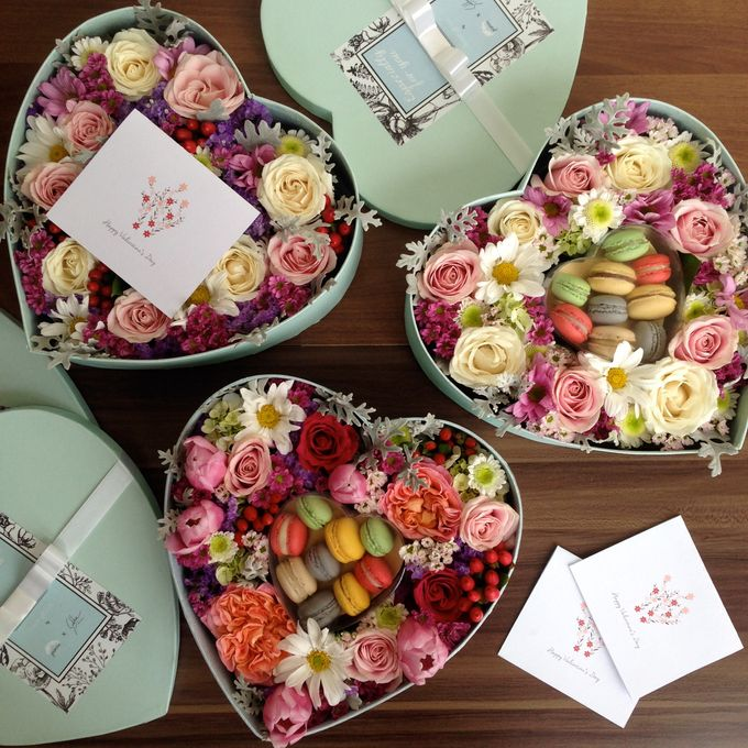 Flower Gift Box Collection 2014/2015 by Jasmine Florist - 007