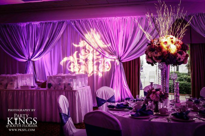 Sample Table Centerpiece Set up by Ocean Sky Hotel & Resort - 006