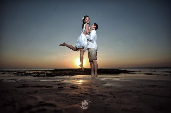 Prewedding - Evan & Shirley by Studio 8 Bali Photography - 040
