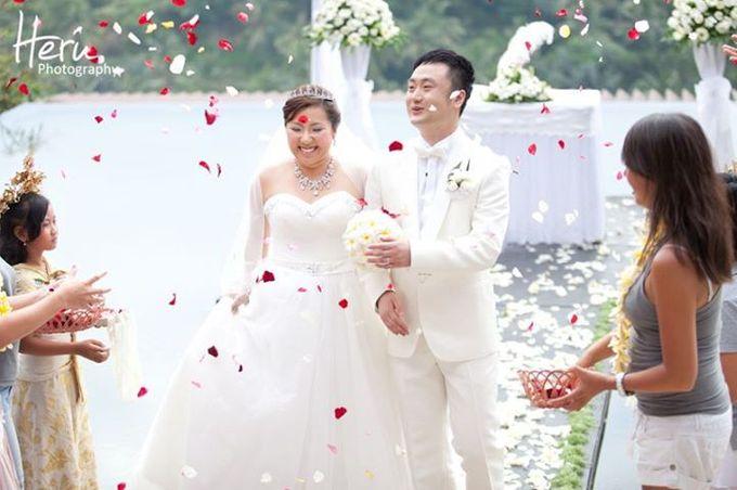 Bali Wedding Photo ~ Zhang Min & Wang YingPing by Heru Photography - 006