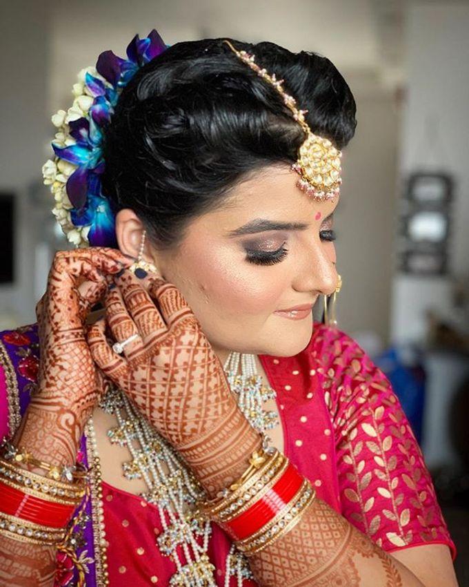 Make up by Natasha arya  by Natasha arya - 042