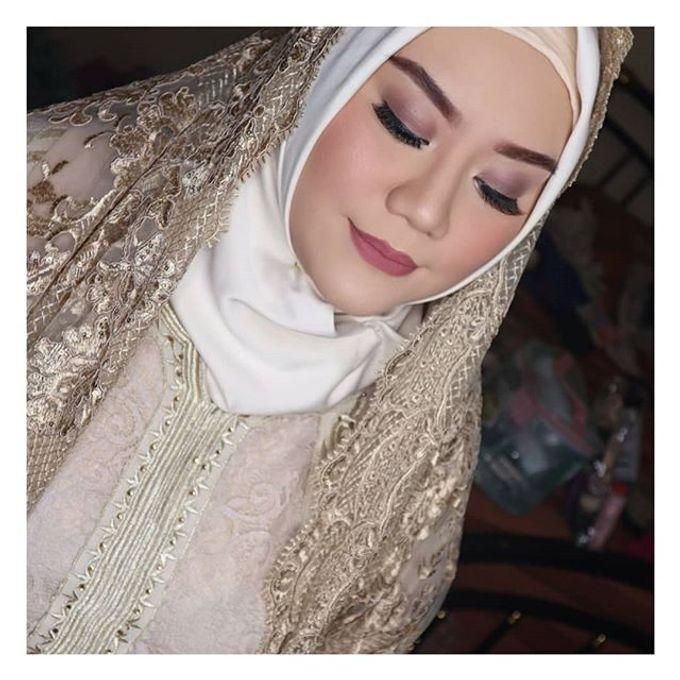Muslimah Bride by R & E Bridal - 009
