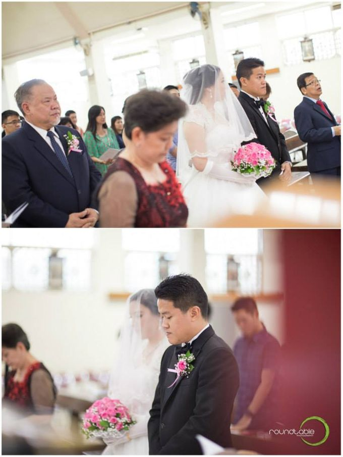Hadi & Eveline Wedding by Adel's House of card - 001