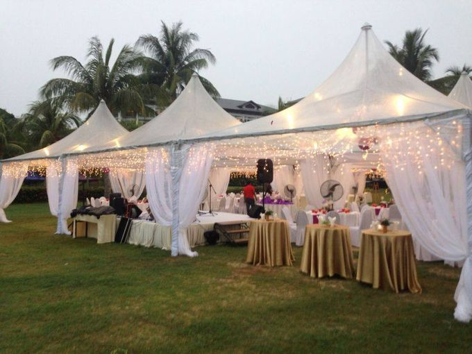 Wedding Reception by Sri Munura Catering Services - 002