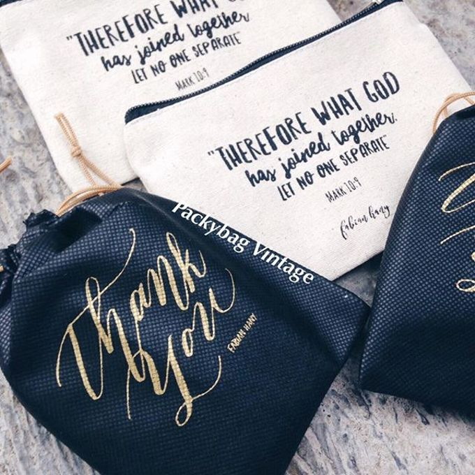 Fabian & Hany Wedding by Packy Bag Vintage - 001
