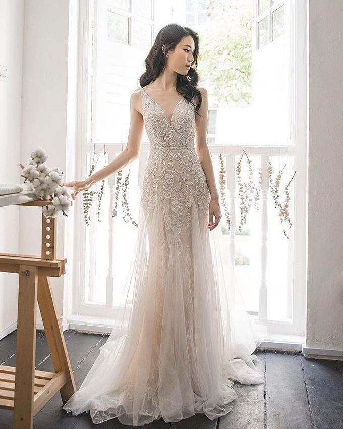 LoveAtFirstSight Collection by Blush House Bridal - 005