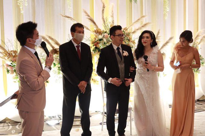 Lounge Jazz wedding band at Double Tree Jakarta by Double V Entertainment by Double V Entertainment - 016