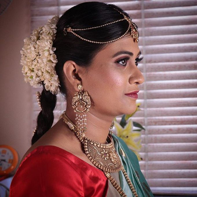 South Indian Bride by Renuka Krishna - 001