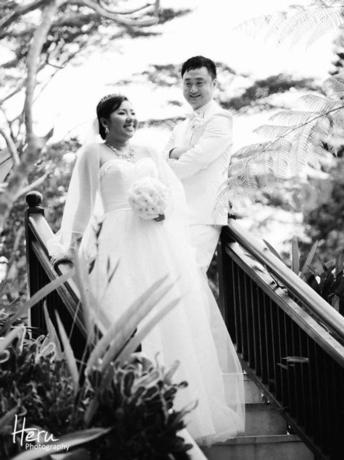 Bali Wedding Photo ~ Zhang Min & Wang YingPing by Heru Photography - 007