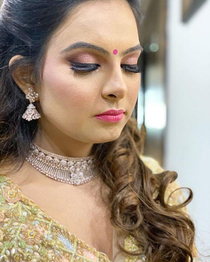 Make up by Natasha arya  by Natasha arya - 041