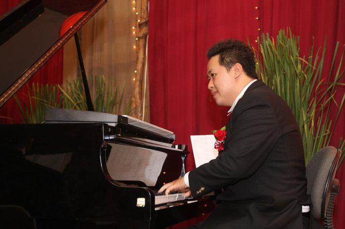 Wedding Teddy Chen & Merry Zhong by Teddy Chen Music Entertainment - 011