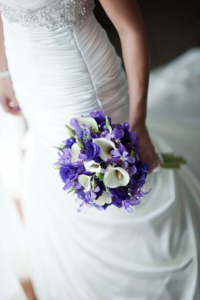 Bouquets by Brizzy Bridal Bouquets - 006