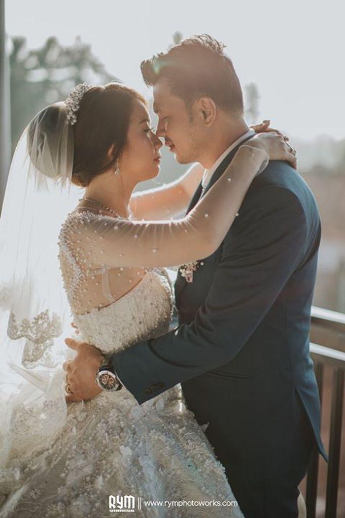 Erwin & Giavanda Wedding Day by RYM.Photography - 003
