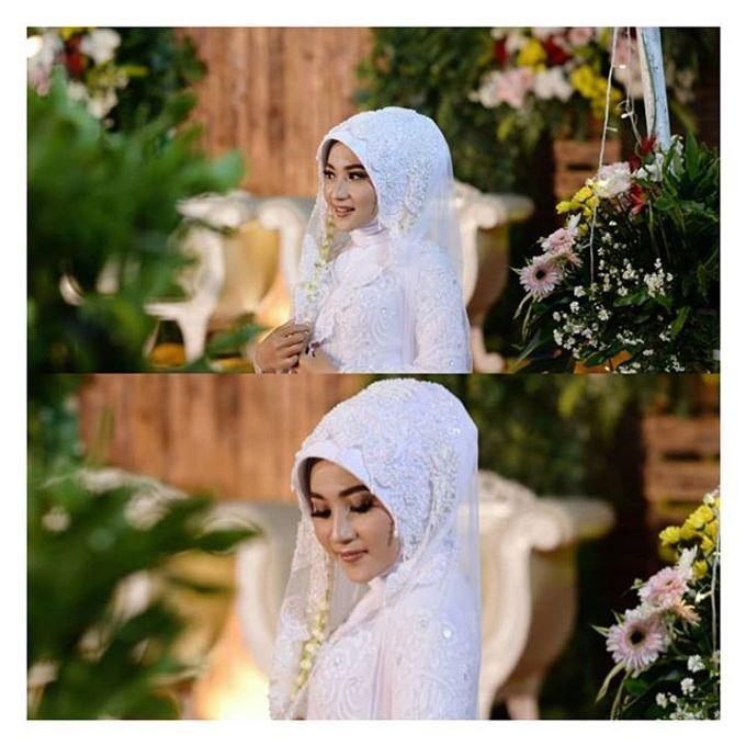 Muslimah Bride by R & E Bridal - 003