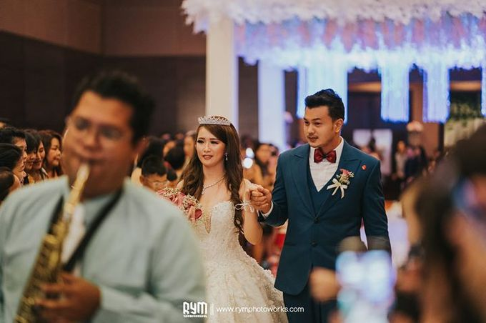 Erwin & Giavanda Wedding Day by RYM.Photography - 025