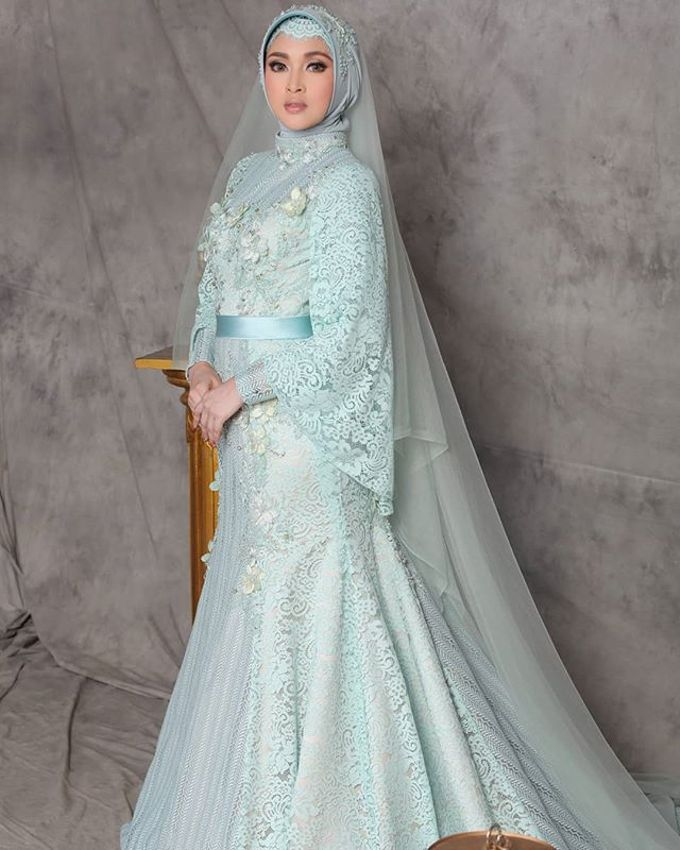 Gester Muslim Bridal by Gester Bridal & Salon Smart Hair - 042