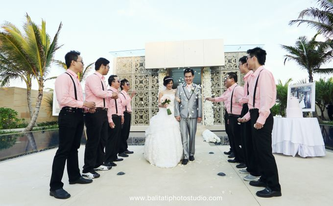 The Wedding of Ivan & Indah by Tati Photo - 031