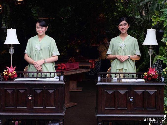 Traditional wedding / wedding adat part II by STILETTO PAGAR AYU - 035