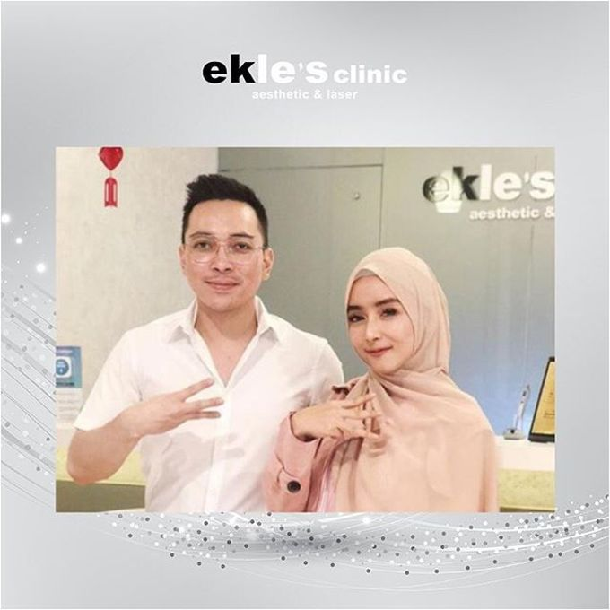 Influencer At Ekle's Clinic  by Ekle's Clinic Aesthetic & Laser - 006
