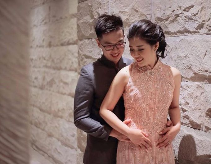 Engagement of Jeffry & Katherine by Gianina Atelier - 001