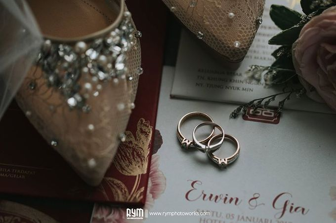 Erwin & Giavanda Wedding Day by RYM.Photography - 001
