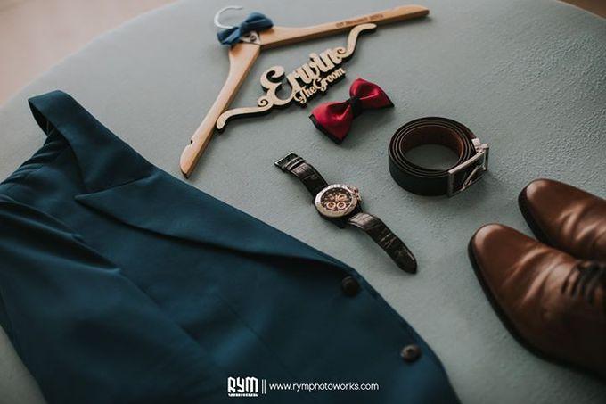 Erwin & Giavanda Wedding Day by RYM.Photography - 023