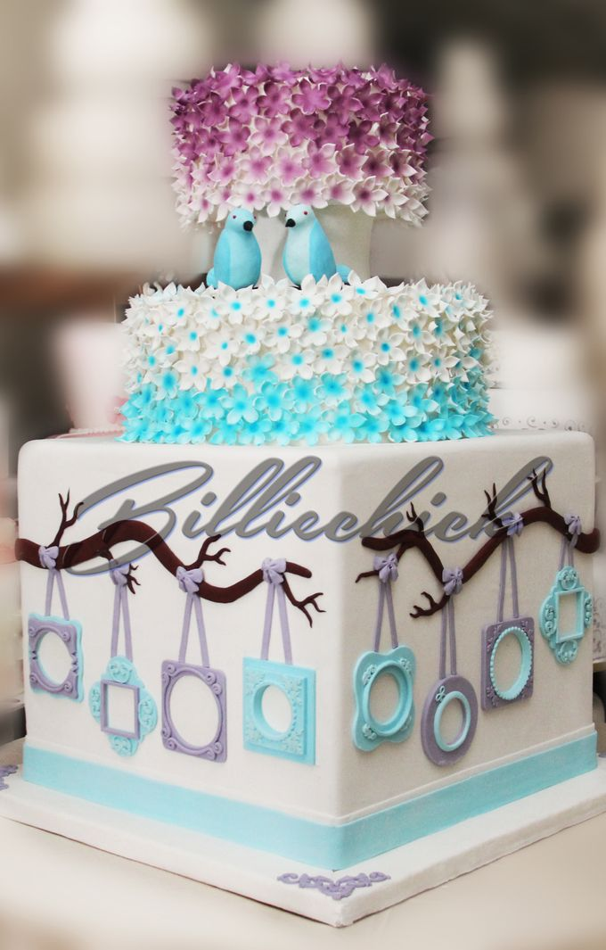 Color of 3 tier by Billiechick Indonesia - 001