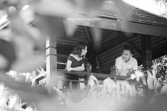 Prewedding Indoor And Semi Outdoor by Herophotography - 011