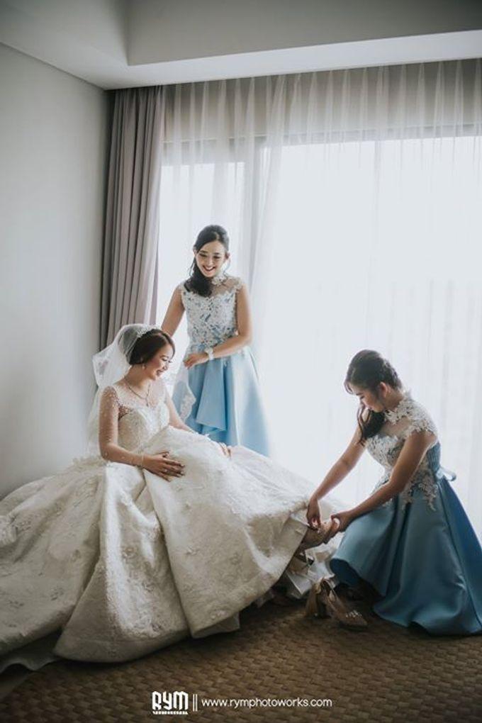 Erwin & Giavanda Wedding Day by RYM.Photography - 016