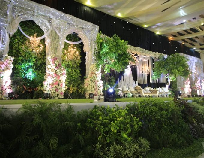 The Wedding of Ammar Sabrina by Eden Design - 001