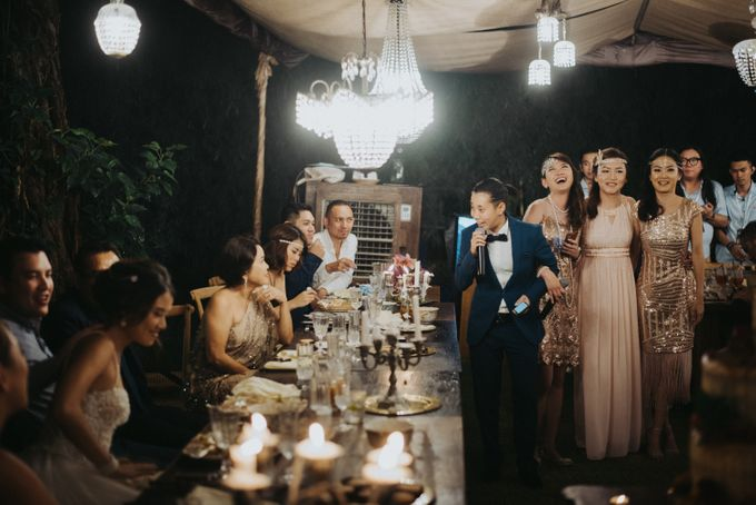 Wedding Inesh & Adrian by Eat Company - 022