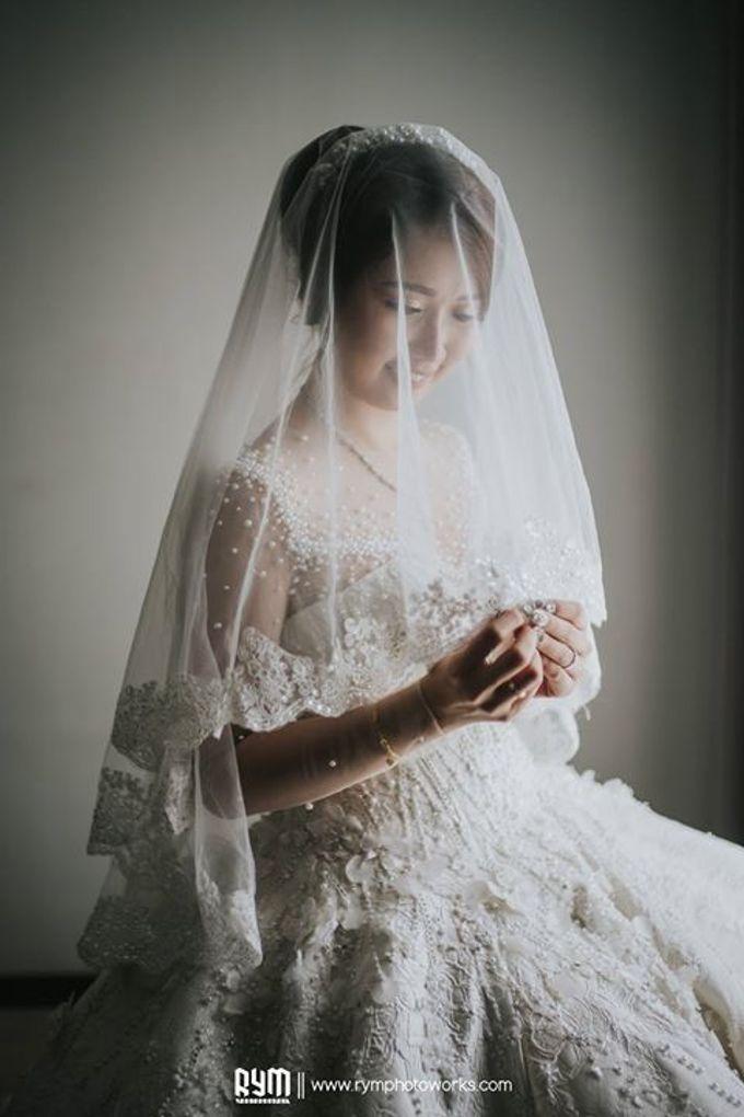 Erwin & Giavanda Wedding Day by RYM.Photography - 015