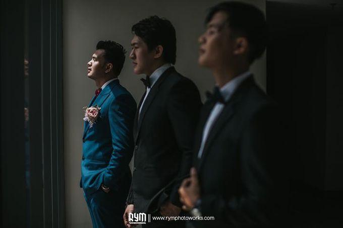 Erwin & Giavanda Wedding Day by RYM.Photography - 013