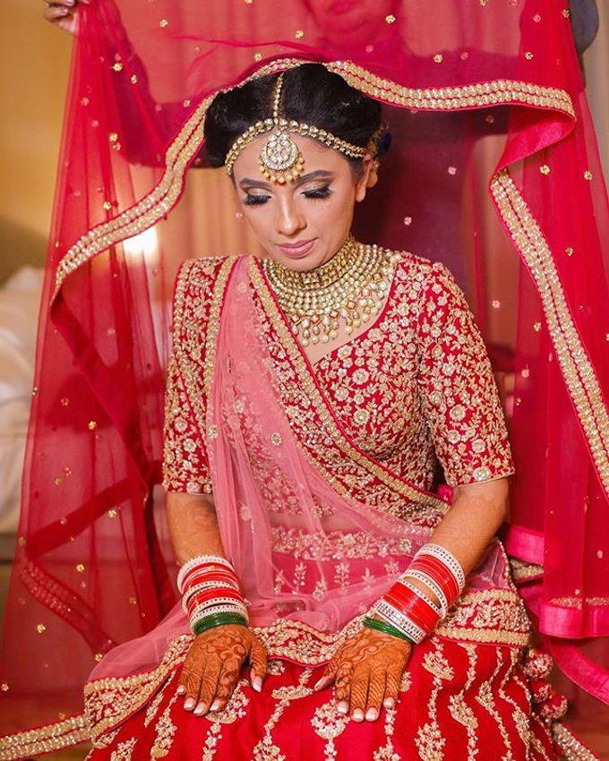 Make up by Natasha arya  by Natasha arya - 039