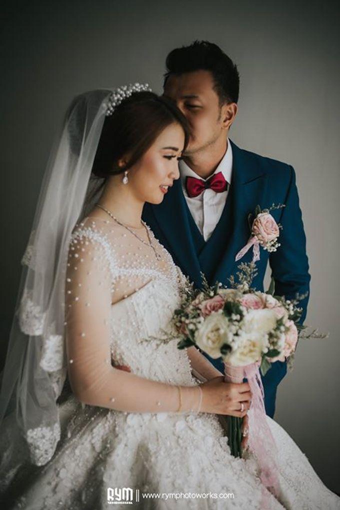 Erwin & Giavanda Wedding Day by RYM.Photography - 021
