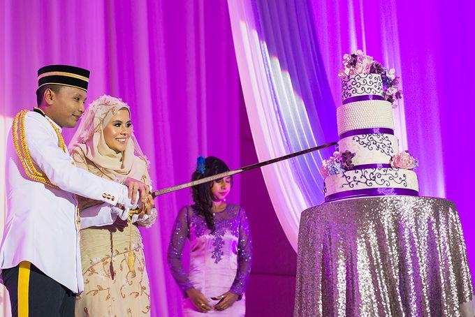 Liyana & Fairuz - Reception by Cubic Foto by PlainPaperpaint Production - 042