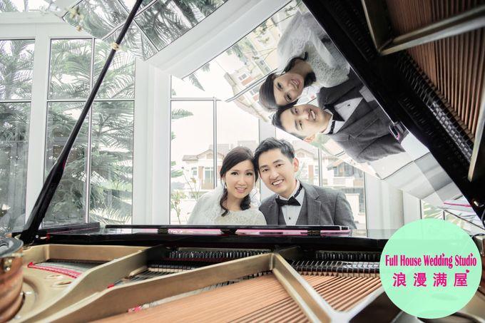 Pre-Wedding  Vincent & Samantha by Full House Wedding Studio - 017