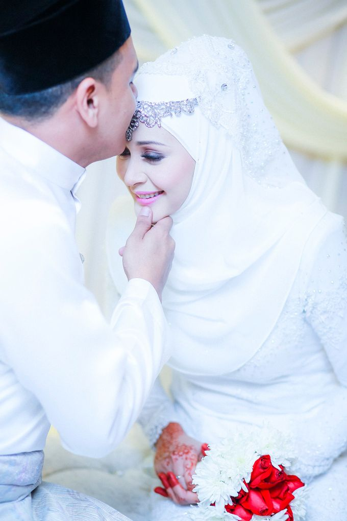 Zuhairah & Fuad by The Rafflesia Wedding & Portraiture - 042