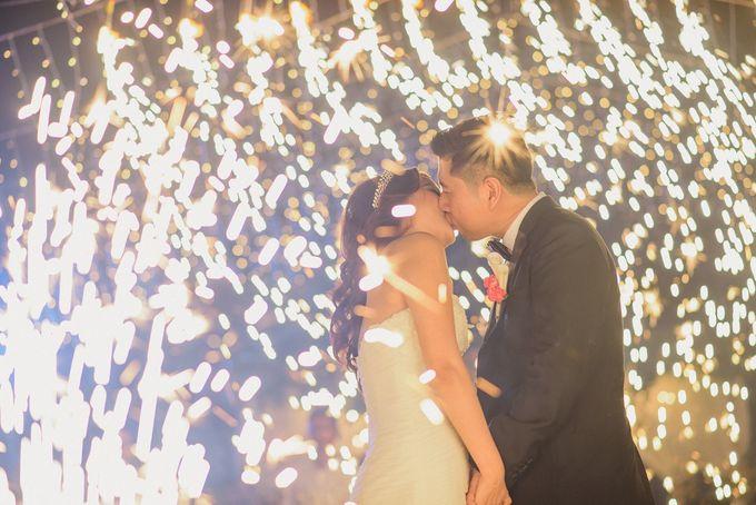 Wedding of Vina & Simon by Hilton Bali Resort - 007