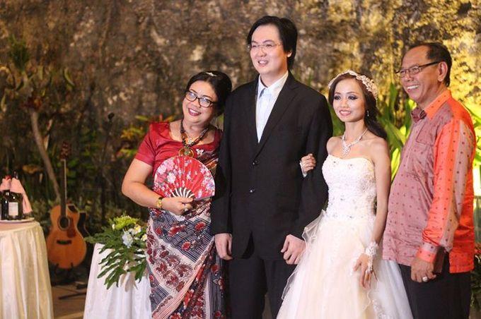 """MC Wedding """" Kelvin & Cecil """" @ Klapa 15 Feb 15 by MC YULIUS SETIAWAN - 015"""